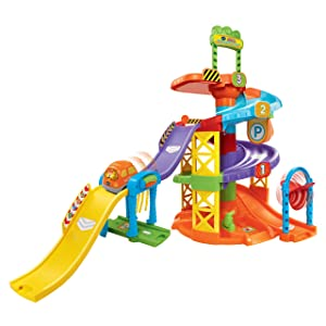 VTech Go! Go! Smart Wheels Spinning Spiral Tower