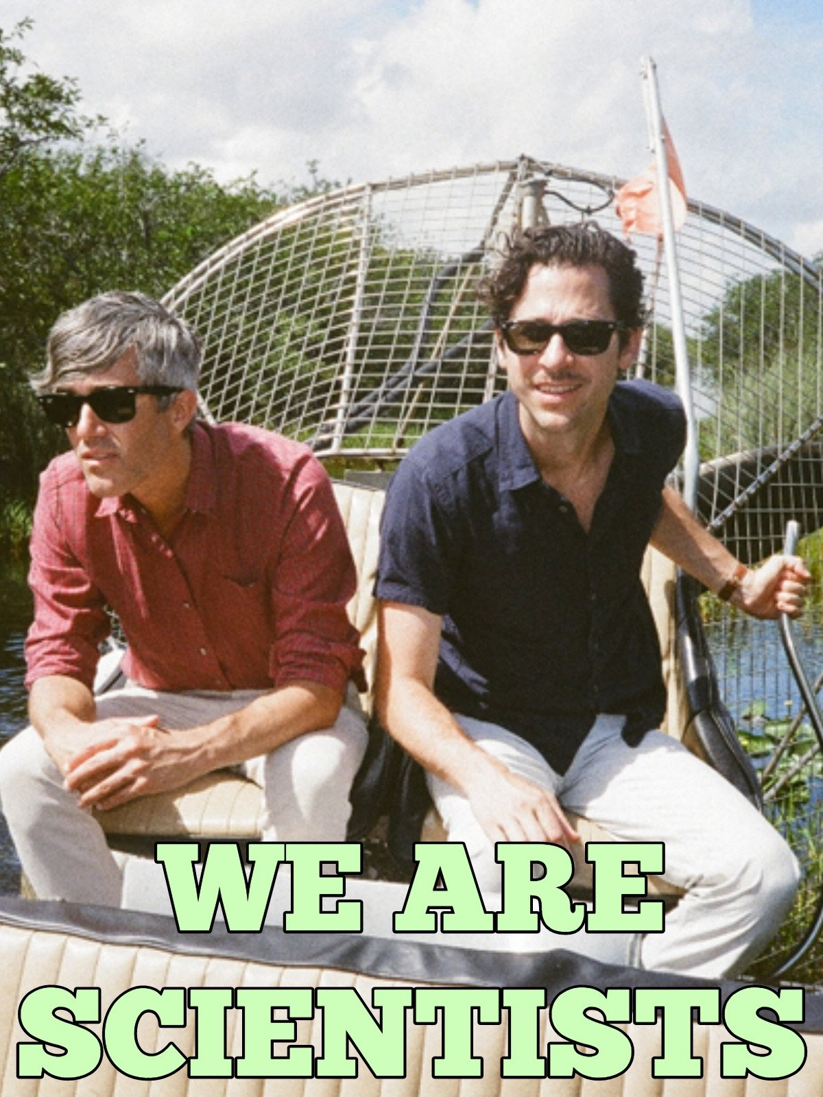 We Are Scientists on Amazon Prime Video UK