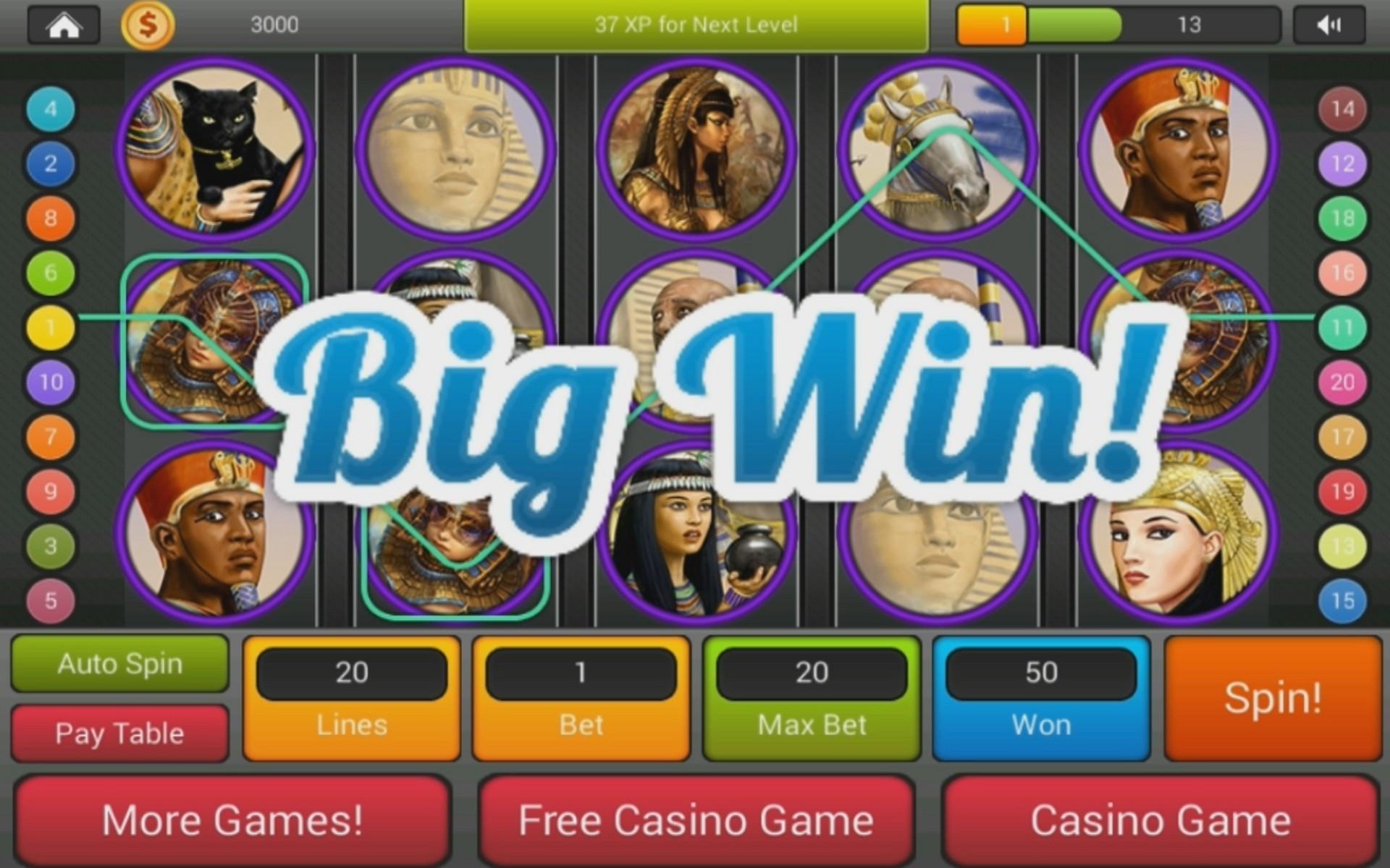 caesars online casino faust slot machine
