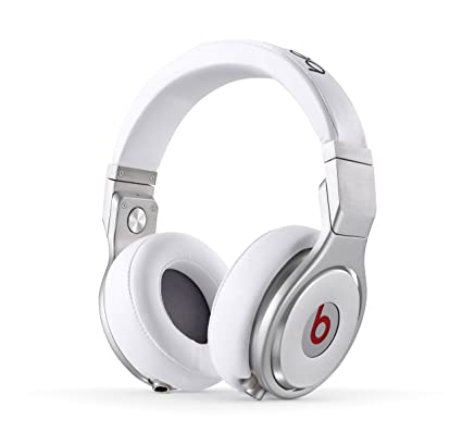Beats by Dr. Dre Pro - 810-00037 - Casque Audio Supra Auriculaire - Blanc