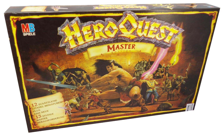 HeroQuest Master Edition (2-5 Spieler) als Geschenk
