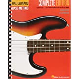 Hal Leonard Electric Bass Method - Complete Edition: Contains Books 1, 2, and 3 Bound Together in One Easy-to-Use Volume (Hal Leonard Bass Method)