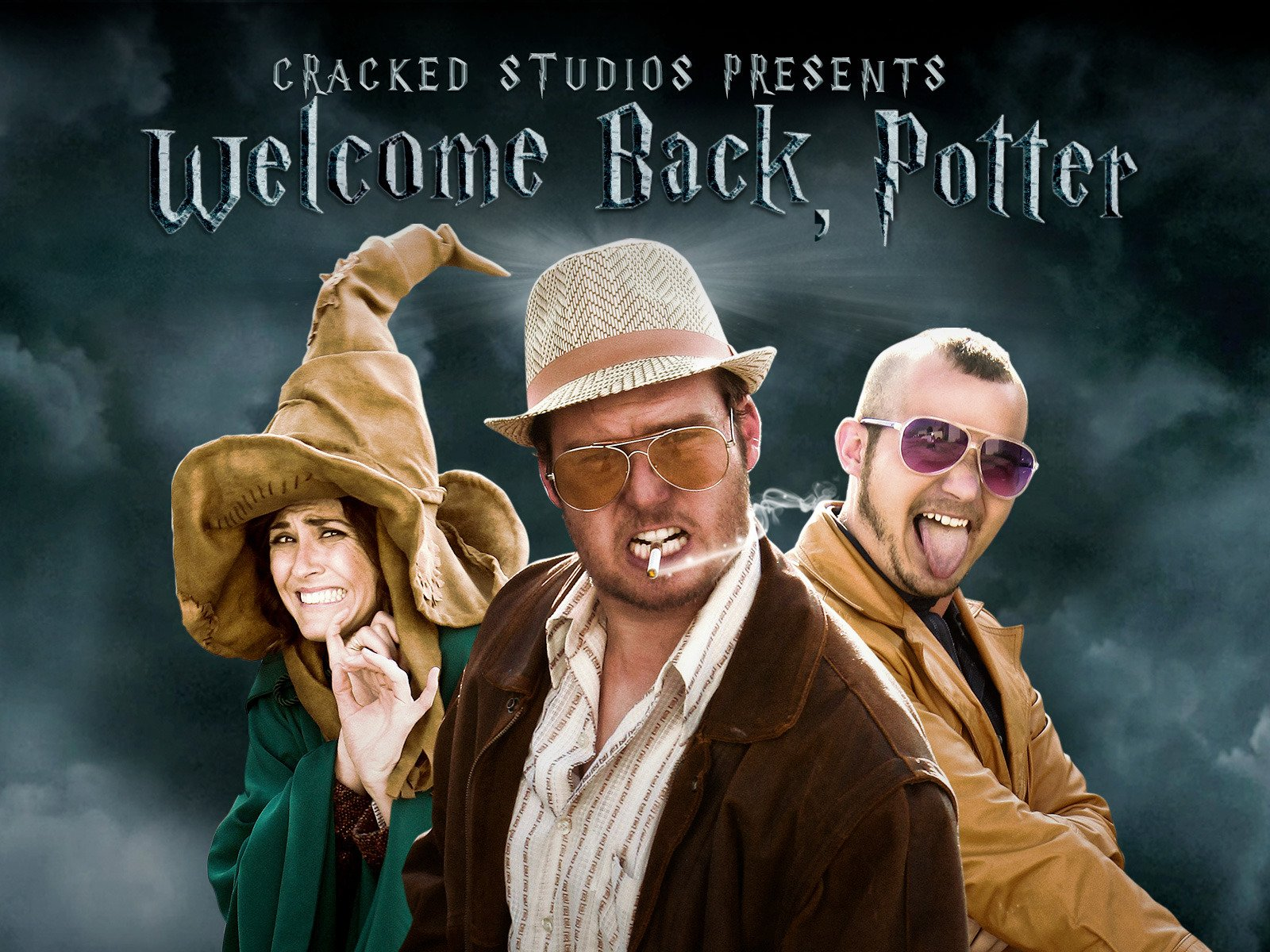 Welcome Back, Potter - Season 1