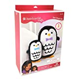 American Girl Crafts Penguins Sew and Stuff Activity Kit (Color: Penguins)