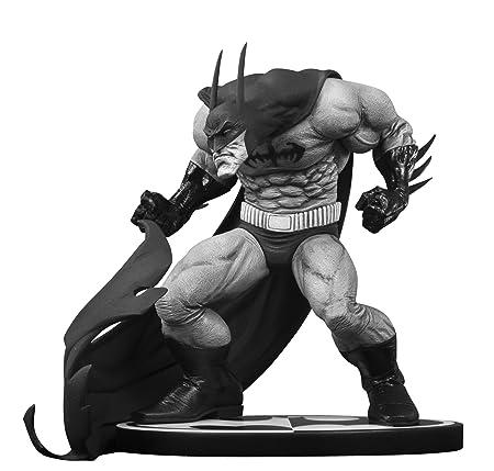 DC Direct - Batman Black & White statuette Sam Kieth 14 cm