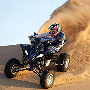 Moto racing: ATV game from ZGC GAME