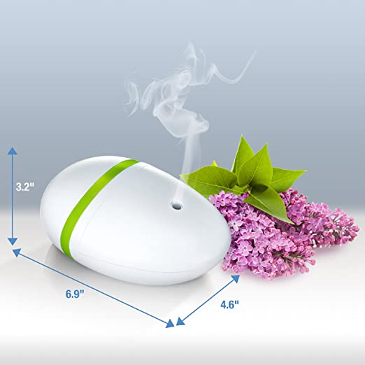 Essential Oil Diffuser by Deneve® - Riverock - Oil Diffuser