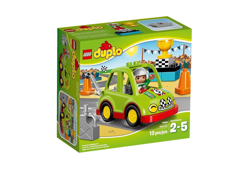 Lego Duplo Rennwagen