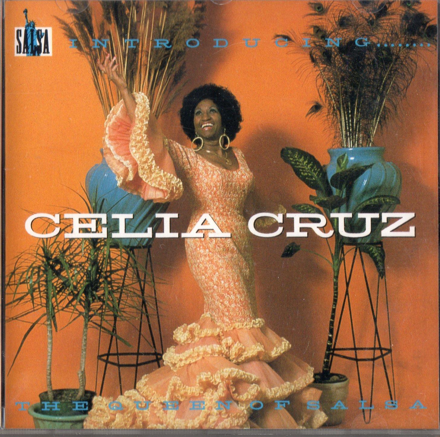 Celia Cruz Birthday Celia Cruz Introducing