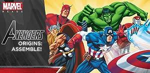 Avengers Origins: Assemble!