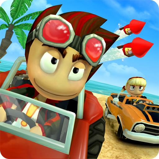 Beach Buggy Racing (Cloud Drive Android App compare prices)