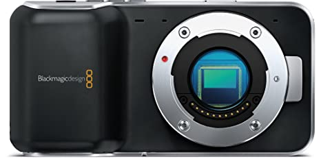 Blackmagic Blackmagic Design Cinema Camera Camescope Classique 1080 pixels