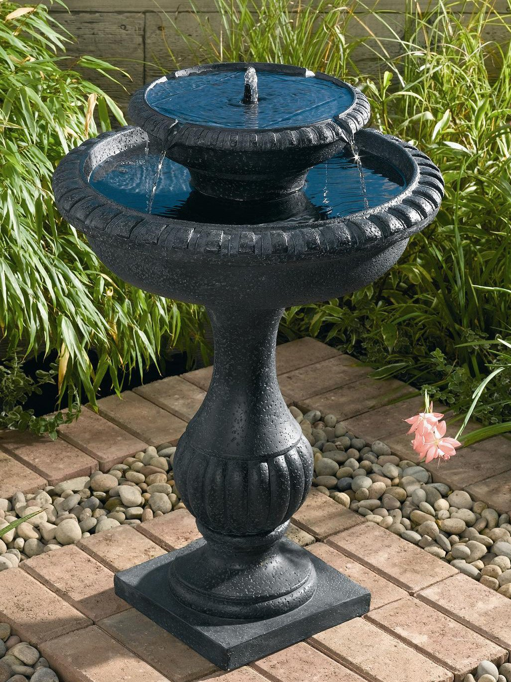 Nicest Solar Water Fountains