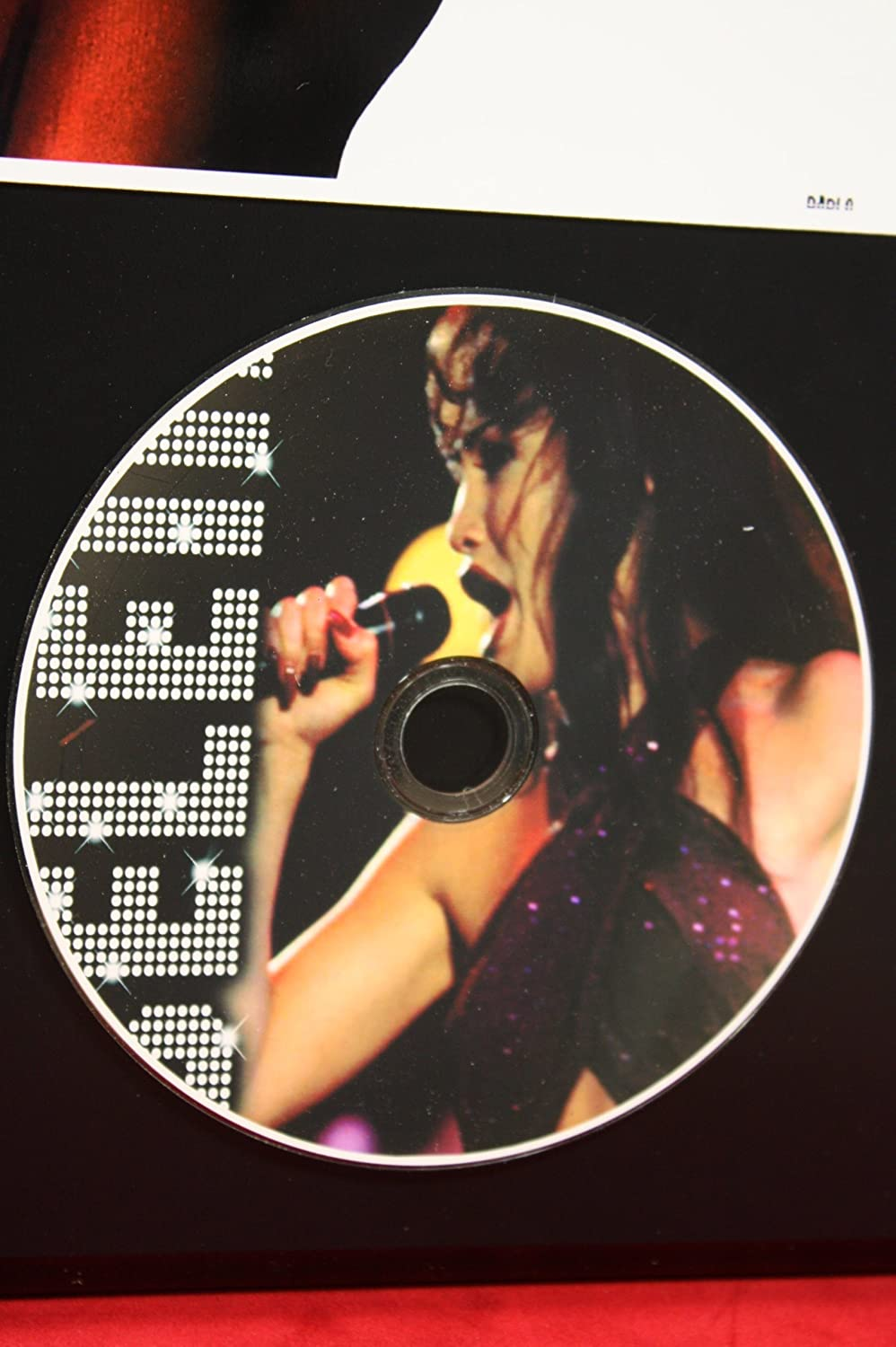 Selena Limited Edition Picture Disc CD Rare Collectible Music Display стоимость