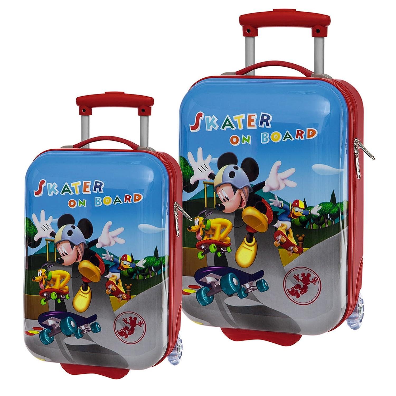 Disney Gepäck-Sets Micky Skater, 86 L, 42 cm, (Mehrfarbig) jetzt bestellen