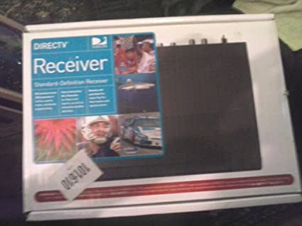 DIRECTV D12 Multi Satellite Receiver D12 Standard definition may require