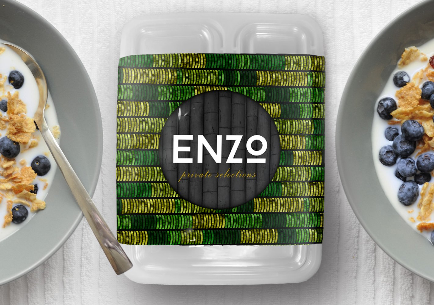 enzo meal prep containers