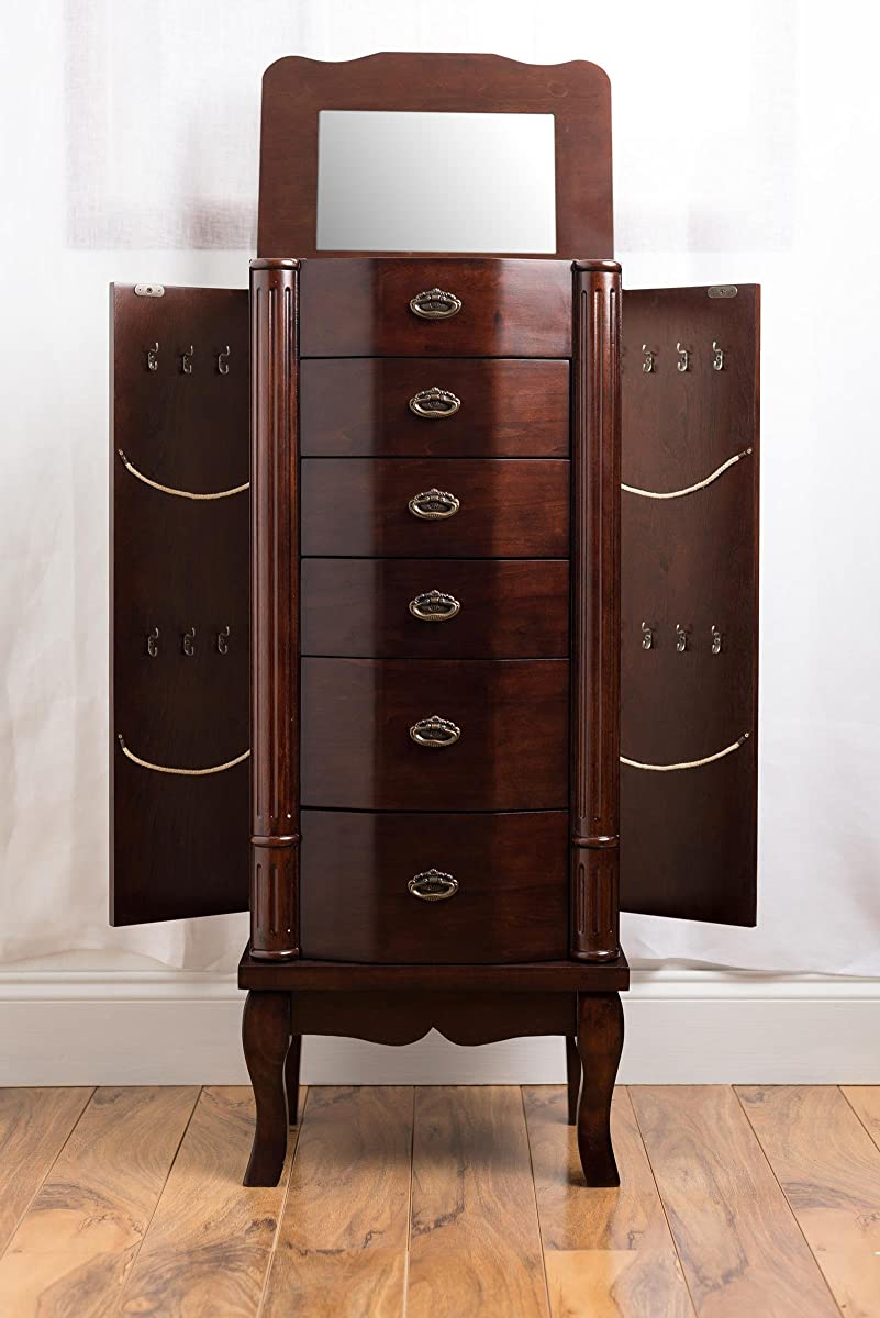 """Hives and Honey """"Abigail"""" Jewelry Armoire"""