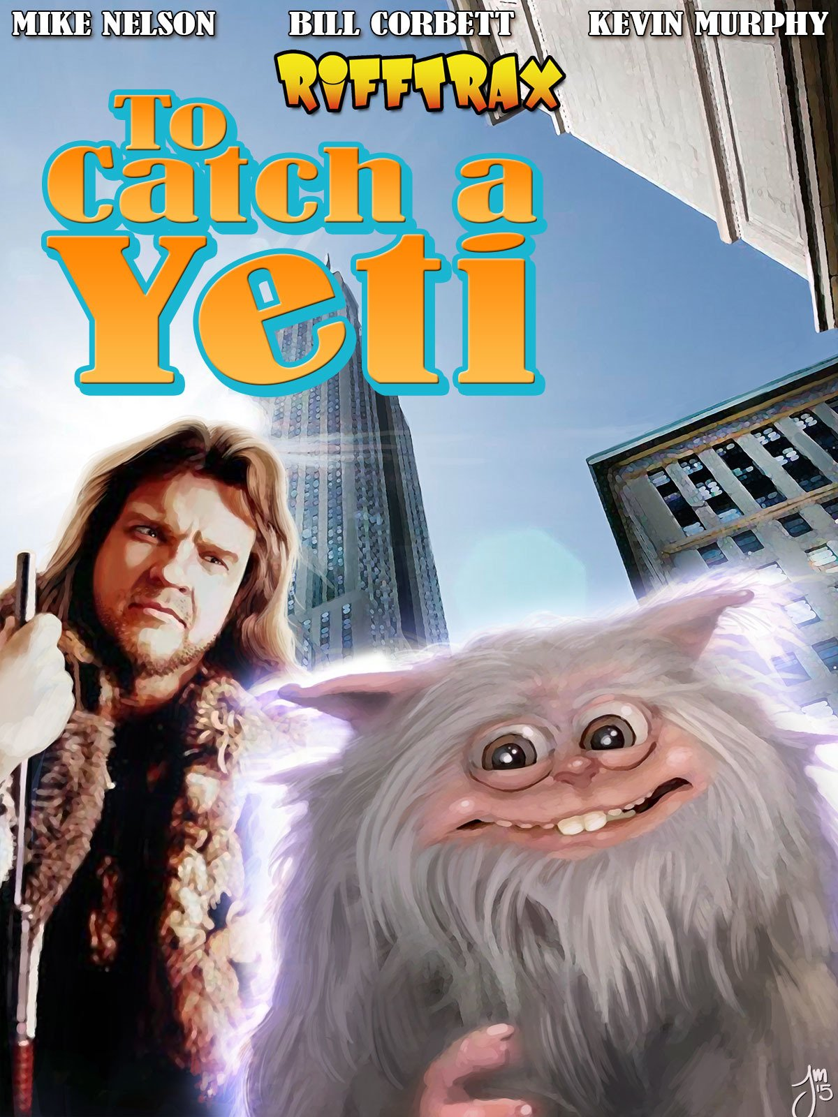 RiffTrax: To Catch a Yeti