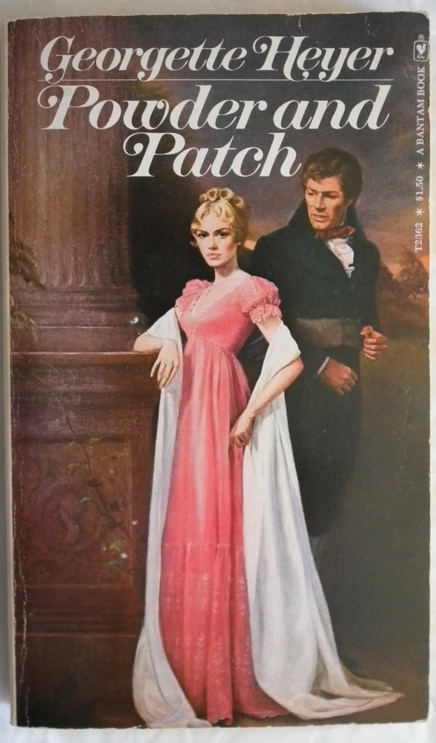 Powder and Patch   A Comedy of Manners, Heyer, Georgette