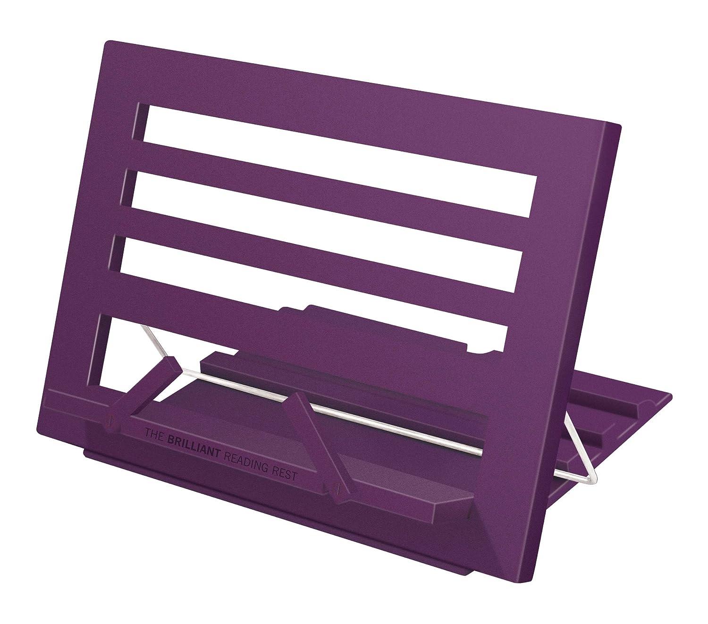 new if brilliant reading rest book holder stand kitchen cookbook