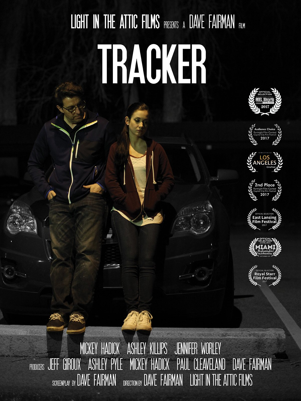 Tracker on Amazon Prime Video UK