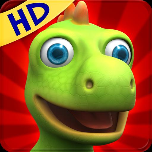 Talky Don Hd - The Talking Dinosaur Free
