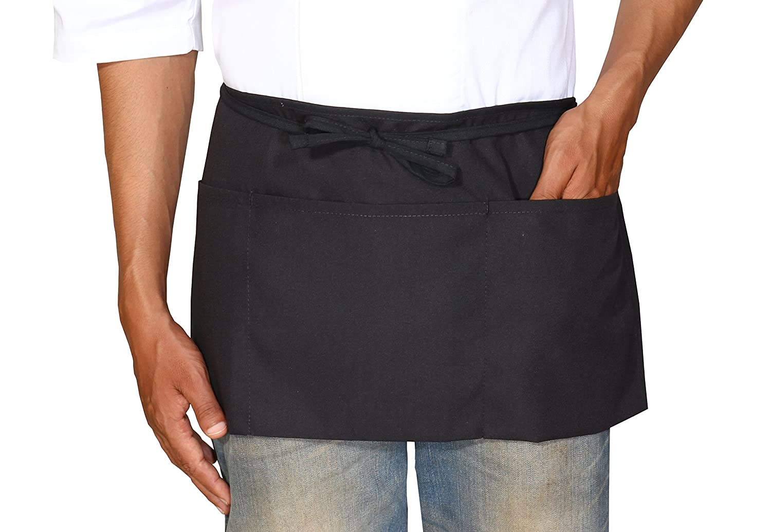 Utopia Aprons Waist Apron with 3