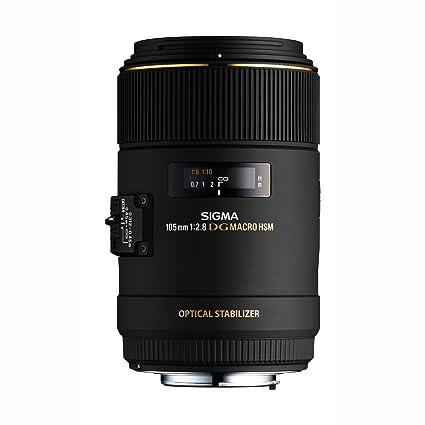 Sigma Objectif 105 mm F2,8 DG OS HSM - Monture Canon