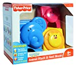 Fisher Price Fisher Price Animal Stack And Nest Blocks