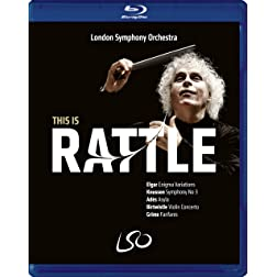 This is Rattle [Blu-ray]