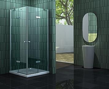 cabine de douche neotec 80 x 90 cm bac inclus rytsukfjfbvm. Black Bedroom Furniture Sets. Home Design Ideas