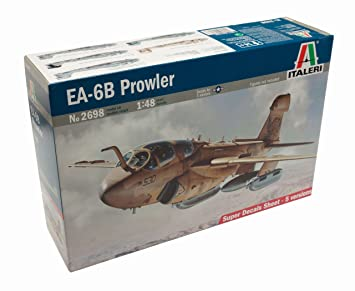 Italeri - I2698 - Maquette - Aviation - EA-6B Prowler - Echelle 1:48