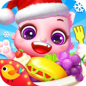 Pet Food Carnival - Merry Christmas by LiBii