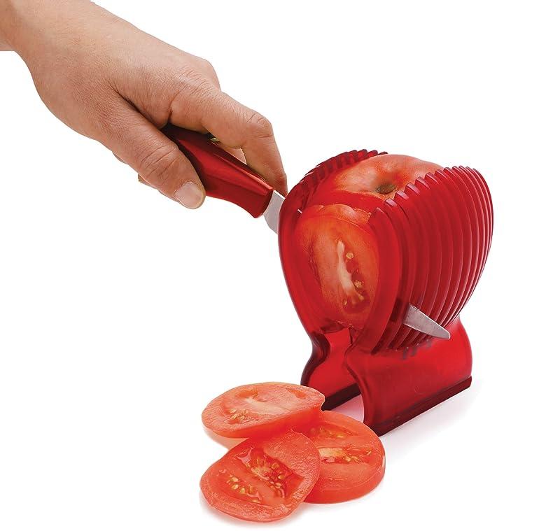 Joie Tomato Slicer & Knife via Amazon
