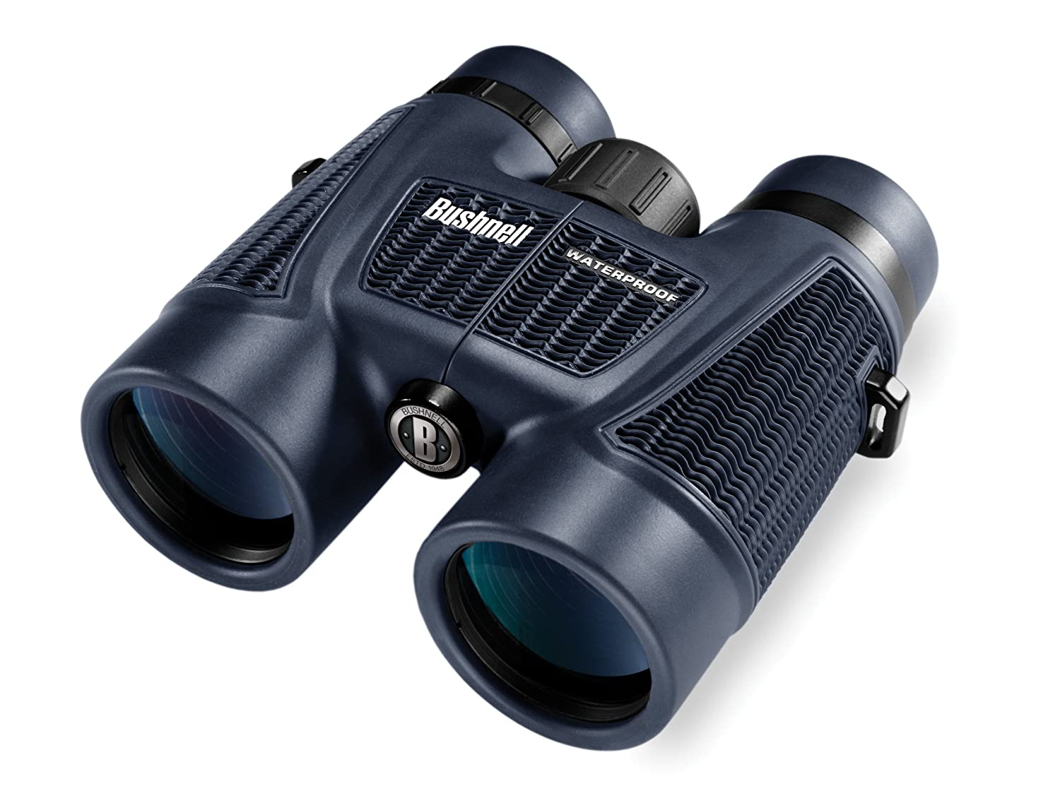Bushnell H2O Waterproof/Fogproof Roof Prism Binocular, 8 x 42-mm, Black ,$64.36 after $25 MIR