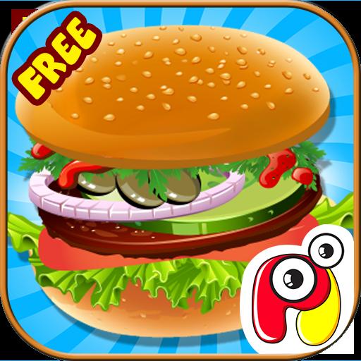 Burger fabricant boutique cuisini re jeu burger maker - Jeux de fille gratuit de cuisine en francais 2012 ...