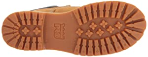 Timberland PRO Women's Direct Attach 6 Steel Toe Waterproof Insulated Industrial and Construction Shoe, Wheat Nubuck Leather, 6.5 M US (Color: Wheat Nubuck Leather, Tamaño: 6.5 B(M) US)