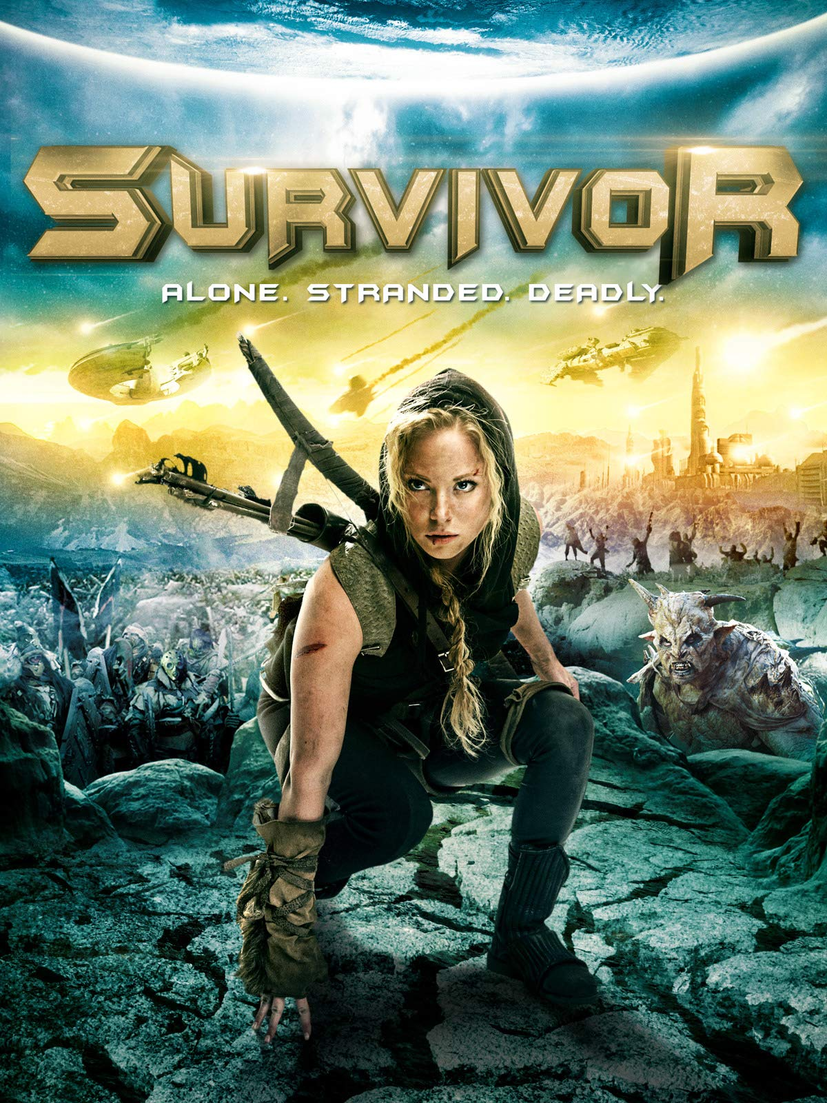 Survivor on Amazon Prime Instant Video UK