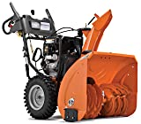 Husqvarna 12527HV 27-Inch 291cc SnowKing Gas Powered Two Stage Snow Thrower With Electric Start & Power Steering