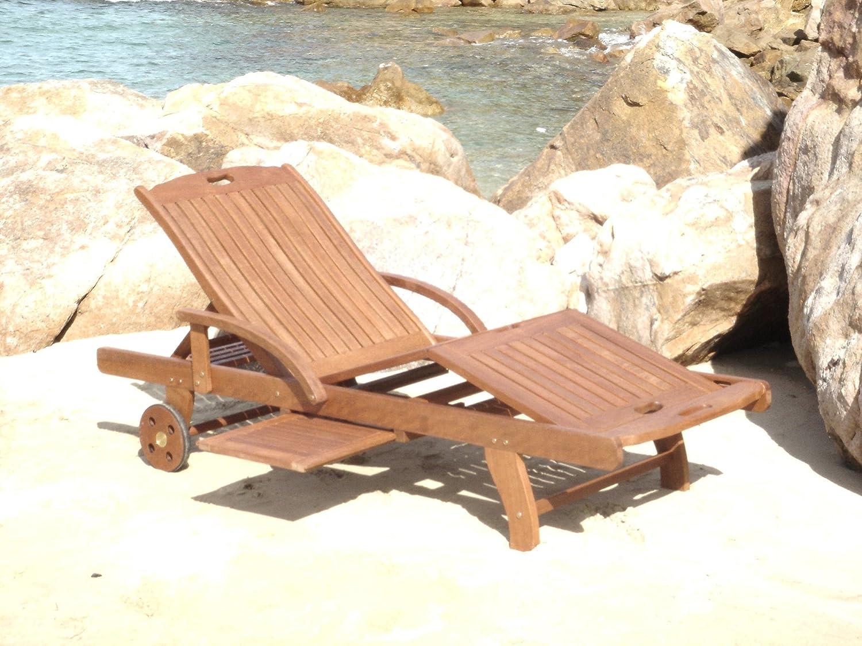 Relaxliege Waikiki Akazie FSC 100% online bestellen