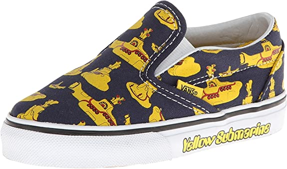 Vans Classic Slip-On Beatles (Tod): Shoes