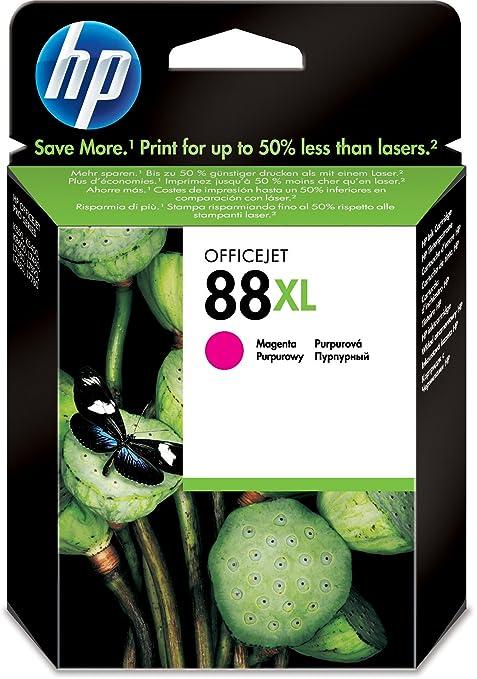 HP  88XL Cartouche d'encre d'origine magenta 1 980 pages boîtier rigide