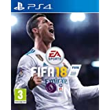 FIFA 18 (PS4) UK IMPORT REGION FREE