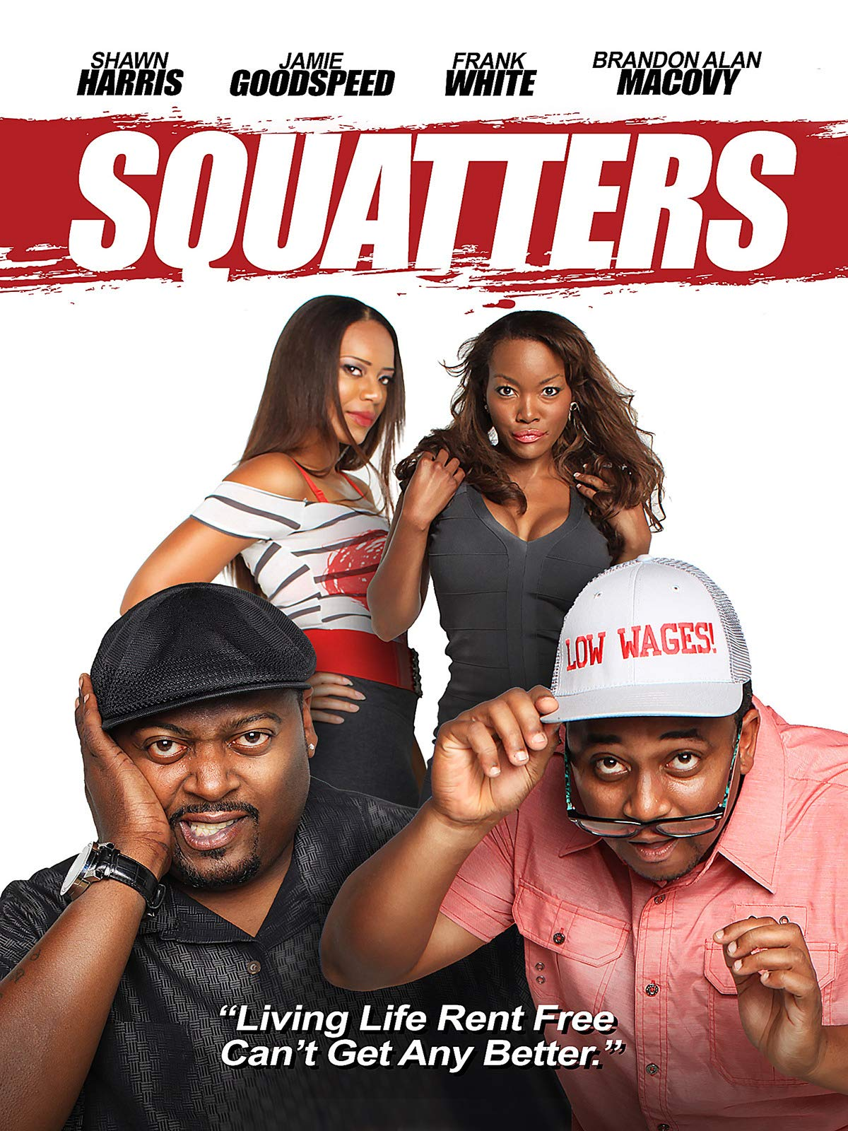 Squatters on Amazon Prime Instant Video UK