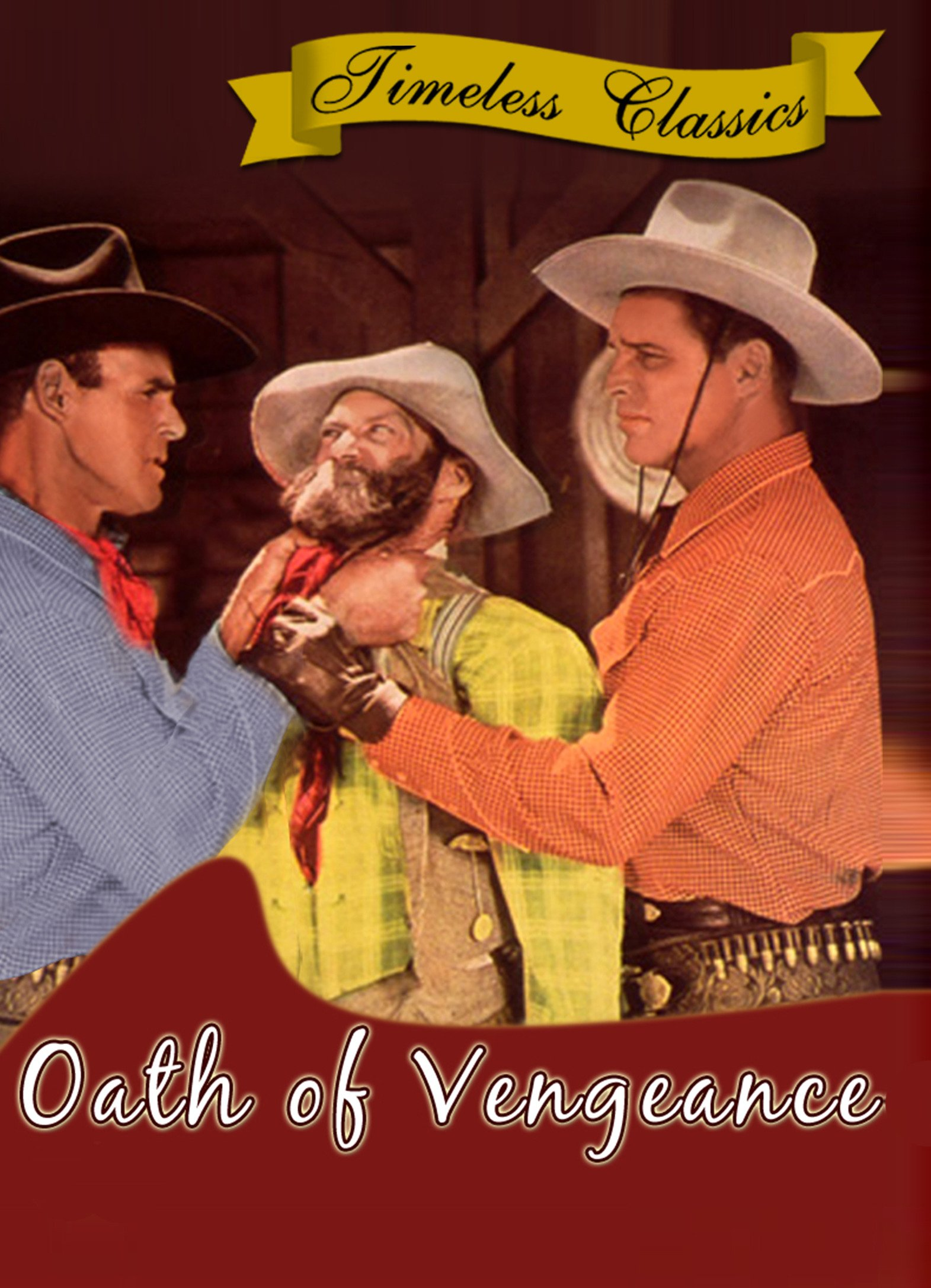 Oath of Vengeance (1944)