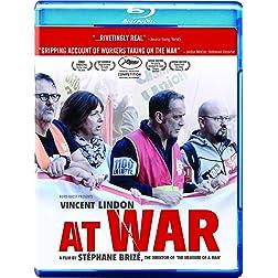 At War [Blu-ray]