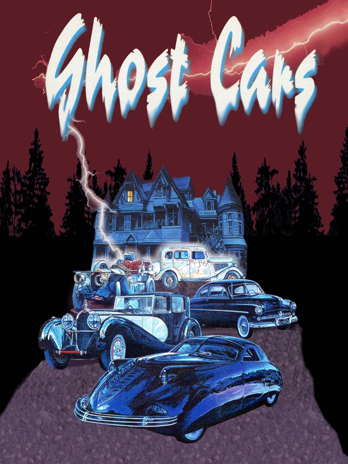 Ghost Cars