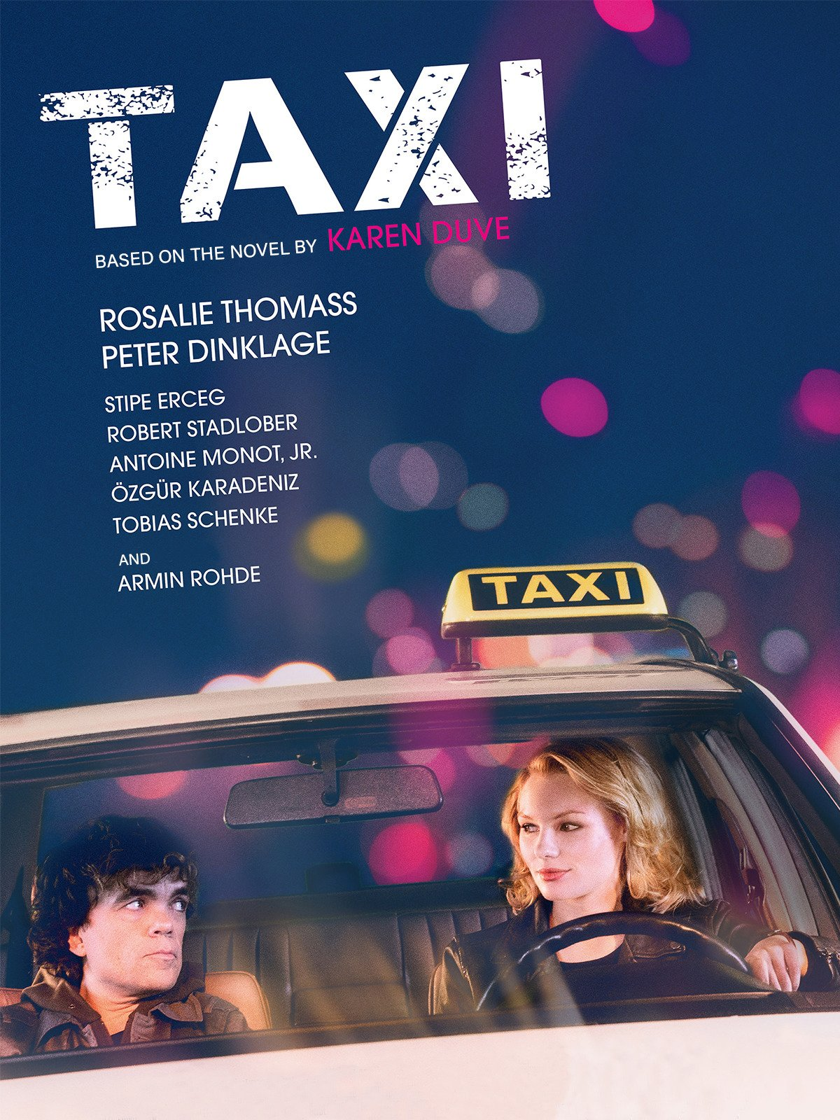 Taxi on Amazon Prime Instant Video UK