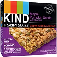 15-Count KIND Healthy Grains Granola Bars (Maple Pumpkin Seeds with Sea Salt)